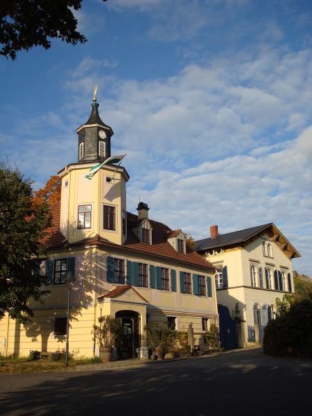 Das Meinholdsche Turmhaus heute Das Meinholdsche Turmhaus heute
